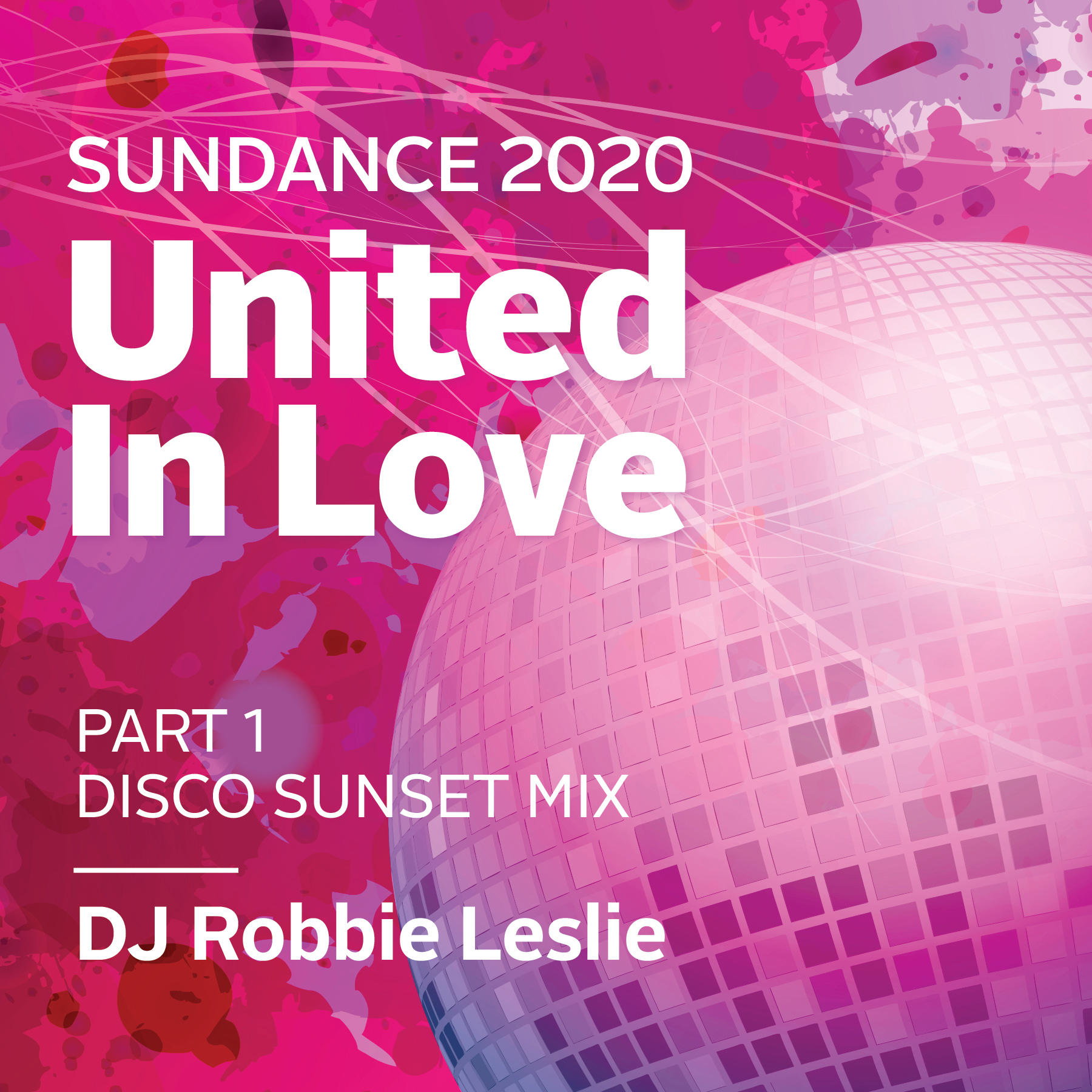Disco Sunset Mix