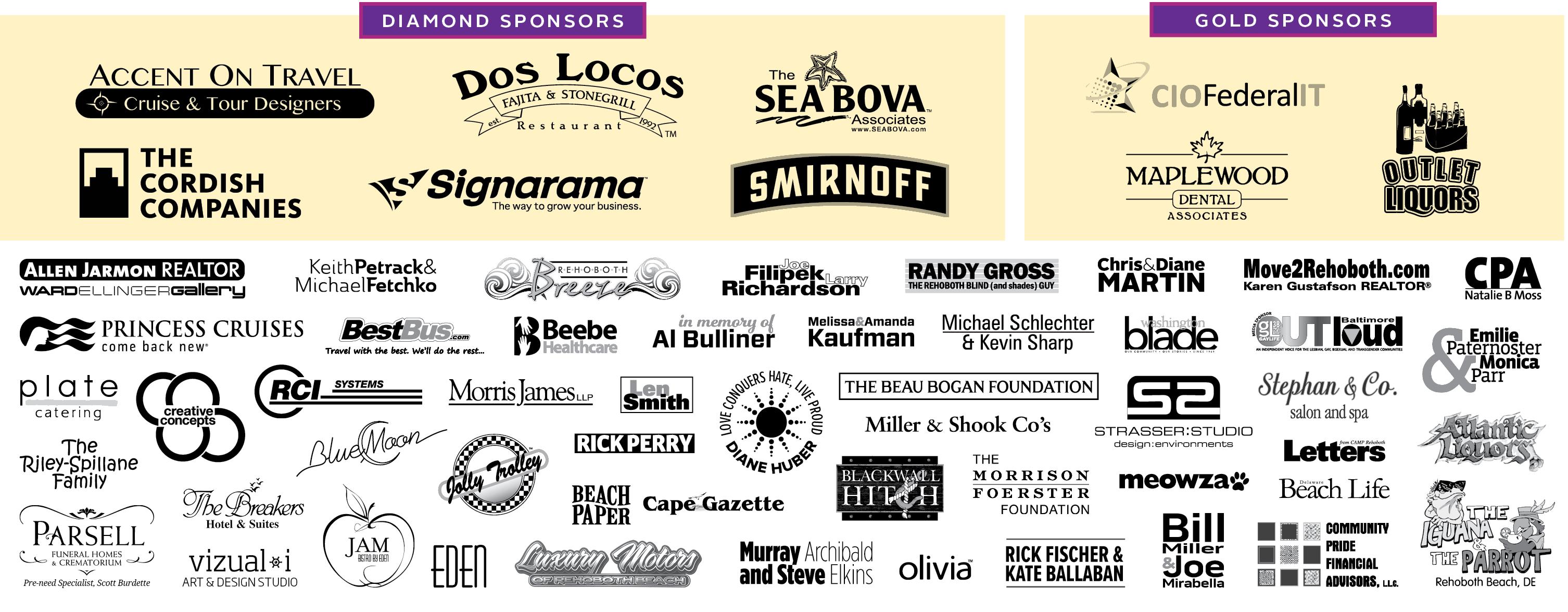 Sundance 2017 Sponsors