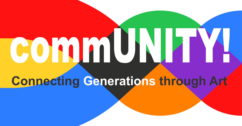 CommUNITY – Connecting Generations Through Art