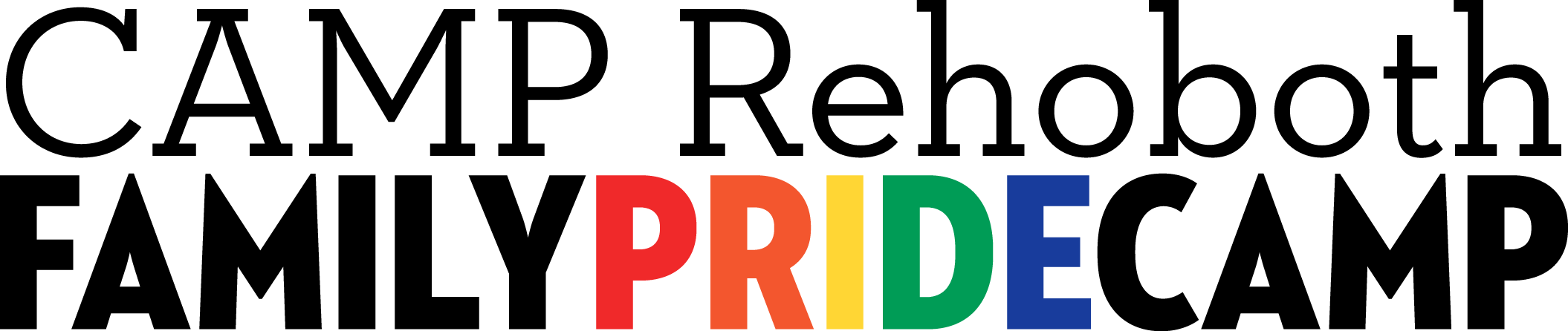 CAMP Rehoboth Family Pride CAMP 2016