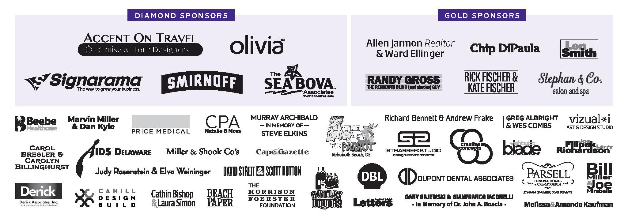 Sponsors for Sundance 2020