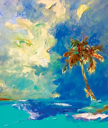 Higgs Beach by Jane Knaus