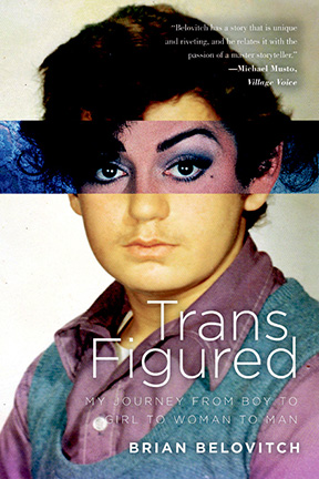 Trans Figured by Brian Belovitch