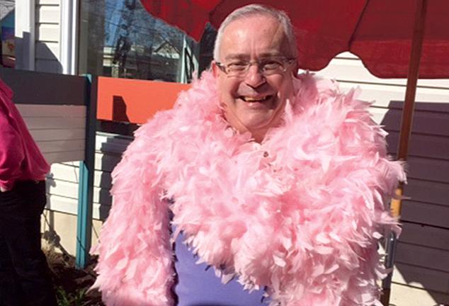 Steve Elkins at Broadwalk on the Boardwalk