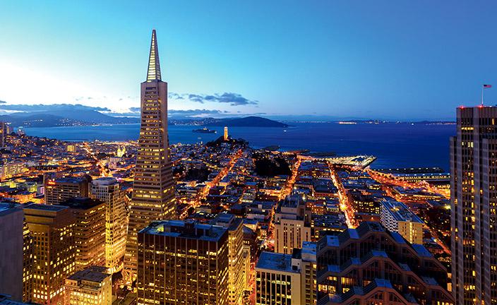 San Francisco and Napa Valley Trip for Sundance 2015