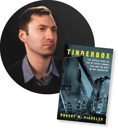 Tinderbox by Robert Fieseler