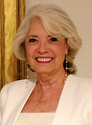 Biggs Museum Board Trustee Theda Blackwelder
