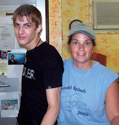 Scott Spangler and Lori Kline
