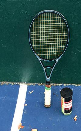 Rich Barnett - Tennis Racquet
