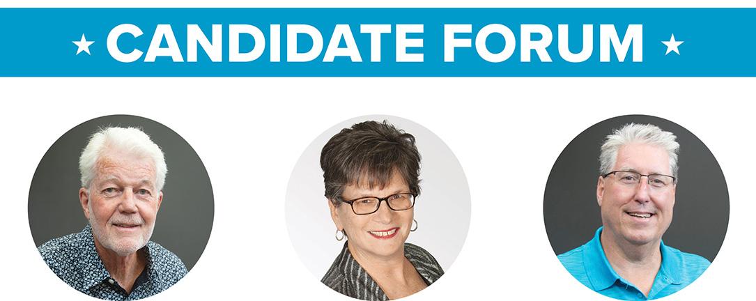 City Commissioner Candidates 2018