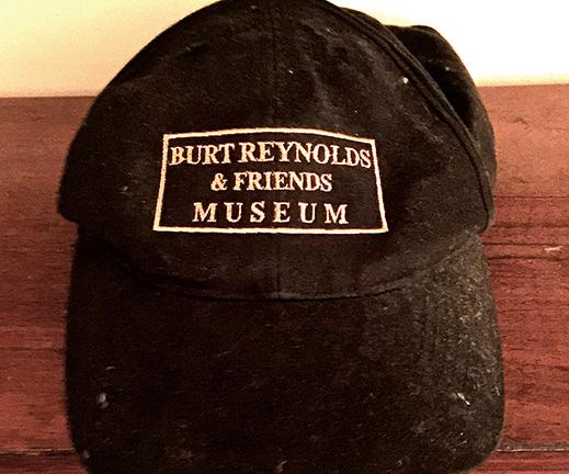 Rich Barnett's Burt Reynolds Hat