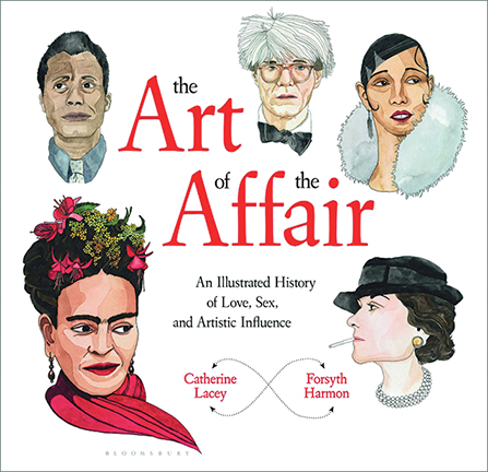 Cover of The Art of the Affair by Catherine Lacey