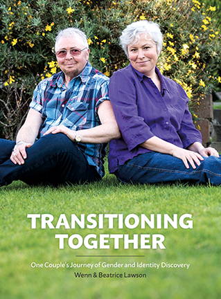 Cover of Transitioning Together by Wenn and Beatrice Lawson