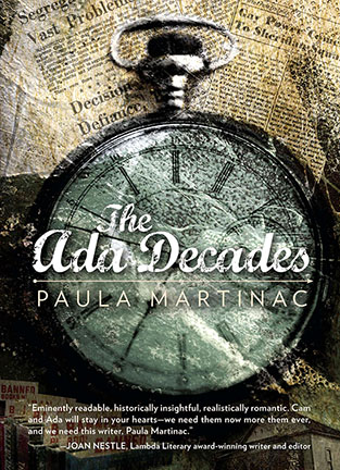 Cover of The Ada Decades by Paula Martinac