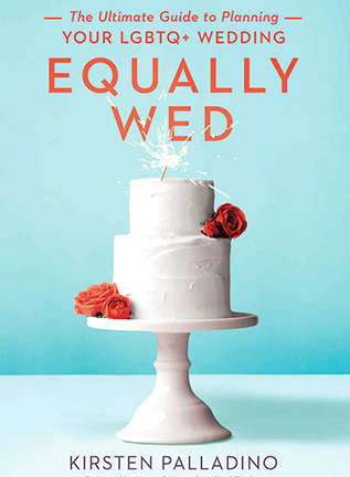 Cover of Equally Wed by Kirsten Palladino