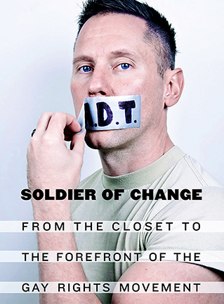 Cover of Soldier of Change by Stephen Snyder-Hill