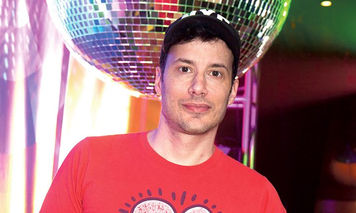 Sundance 2017 DJ-Remixer Joe Gauthreaux
