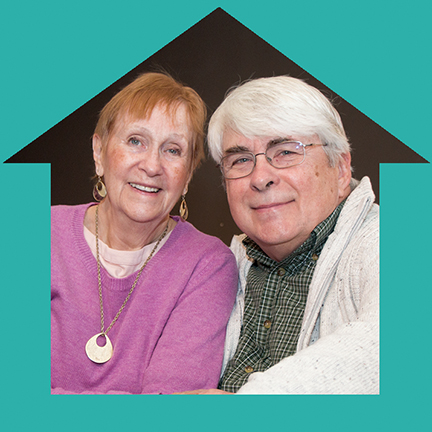 February 12, 2016 - Volunteer Spotlight - Alice and Bob Mazur