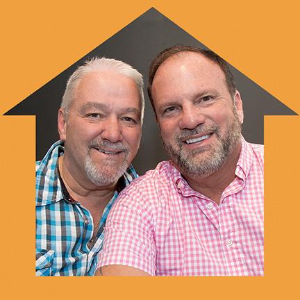 June 3, 2016 - Volunteer Spotlight - Tony DiMichele and Jeff Smith