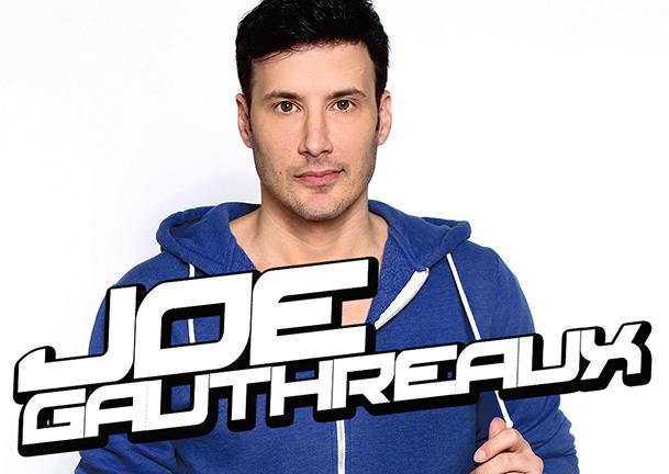 DJ-Remixer Joe Gauthreaux
