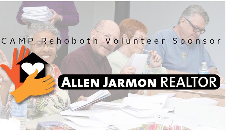 2018 Volunteer Sponsor - Allen Jarmon