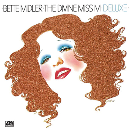 Cover of The Divine Miss M: Delux Edition - Bette Midler
