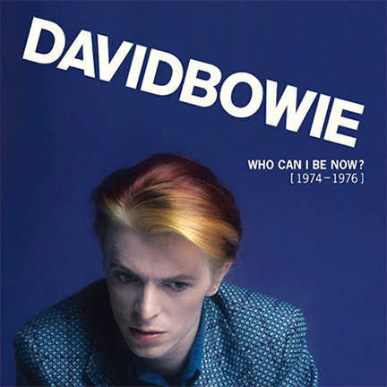 Cover of Who Can I Be Now - David Bowie