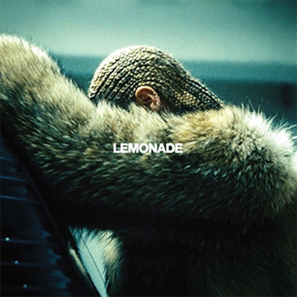 Cover of Lemonade - Beyonce