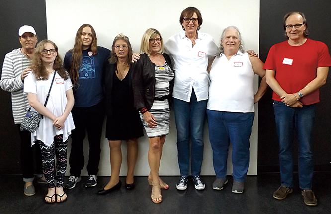 Transgender Workshop at CAMP Rehoboth
