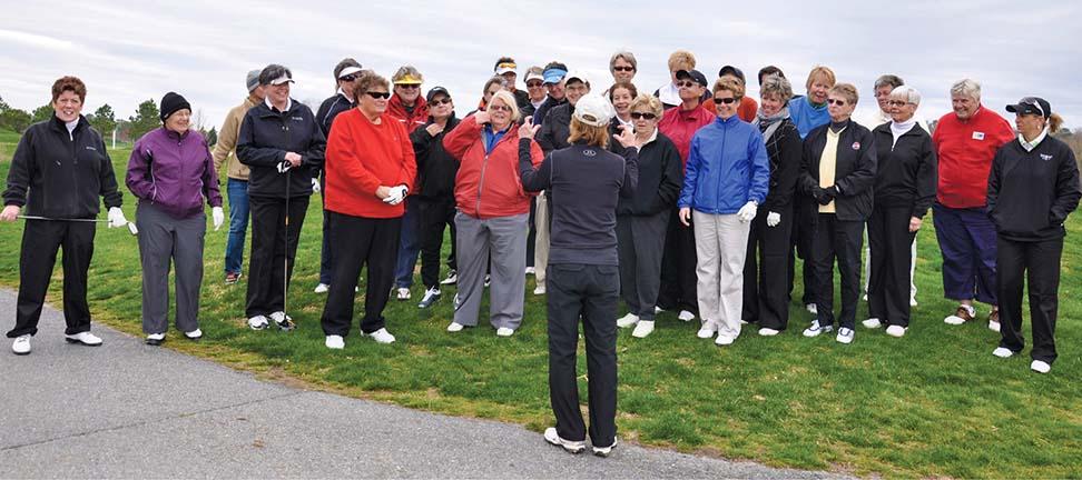 FEST Golfers