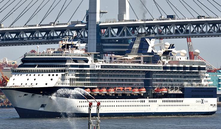 CAMP Rehoboth Asian Cruise 2017
