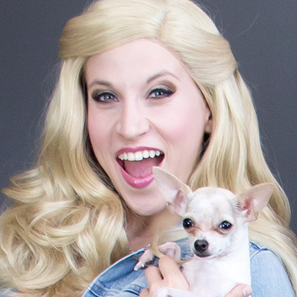 Legally Blonde - Devon Frieder at Clear Space Theater