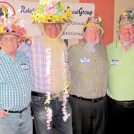 RAMS Group Easter Bonnet Brunch
