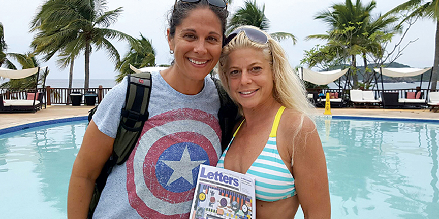 Dana Goldberg, Kris Martino - Club Med Ixtapa Pacific, Mexico