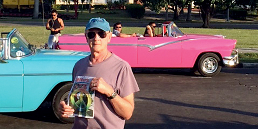 Phil Fretz - Havana, Cuba
