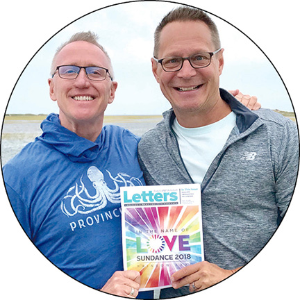 Letters Travels the World - Provincetown