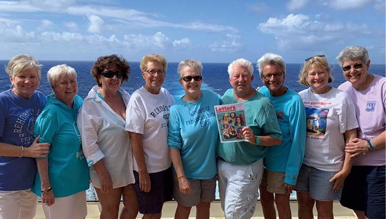 Travel Olivia Caribbean Cruise