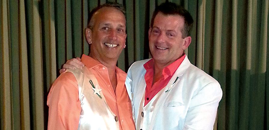 Glen Parr and Joe Della Torre