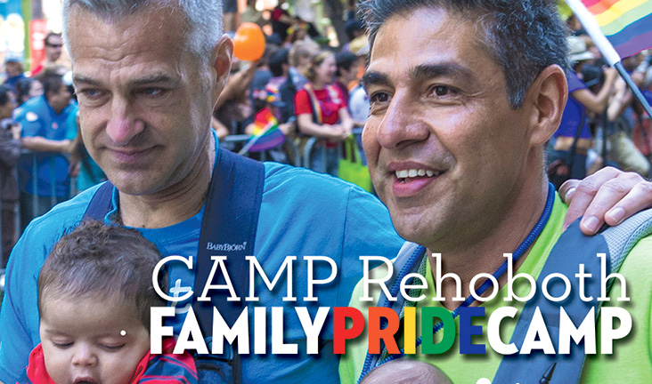 CAMP Rehoboth Family Pride CAMP 2015