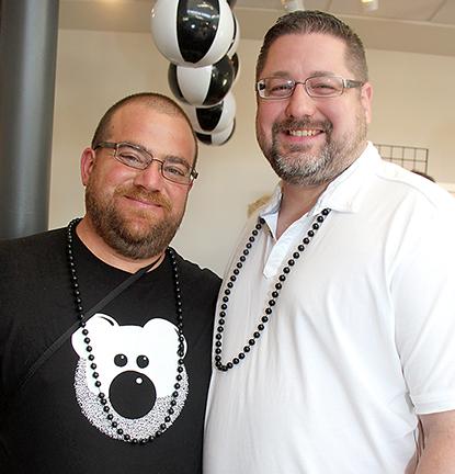 John Lucas and Mark Purpura