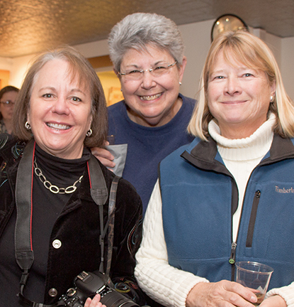 Shelley Couch, Natalie Moss, Evelyn Maurmeyer
