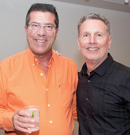 Randy Butt and Carl Schloegel