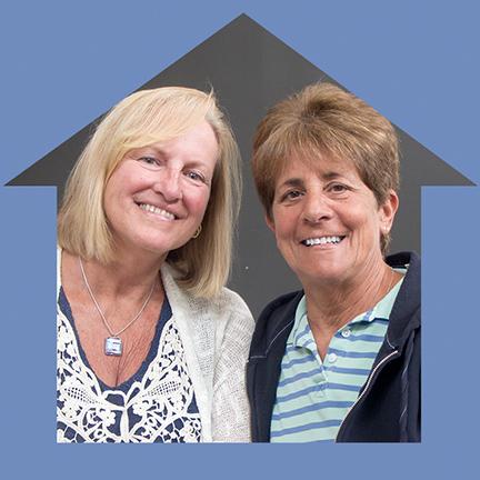 July 14, 2017 - Volunteer Spotlight - Sue Gaggiotti, Donna Ohle