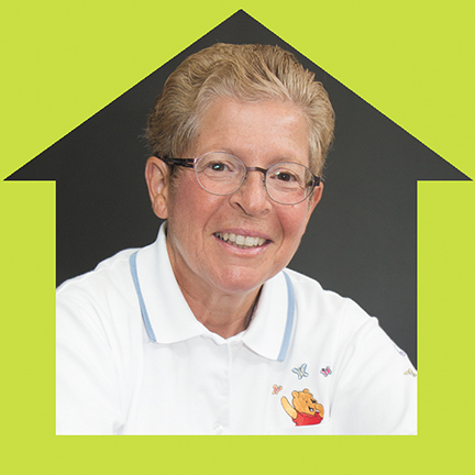 June 5, 2015 - Volunteer Spotlight - Donna Dolce