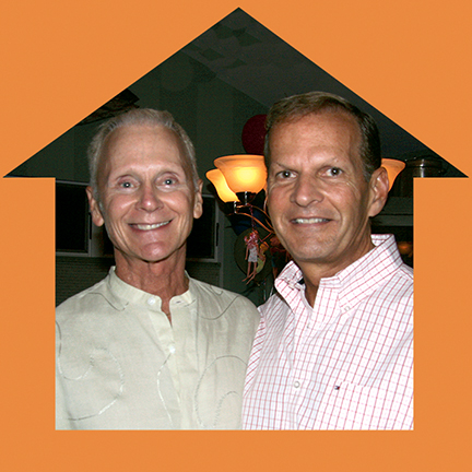 July 31, 2015 - Volunteer Spotlight - Tom Rose and Tom Sechowicz