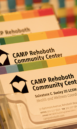 CAMPsafe and Health Services Staff at CAMP Rehoboth