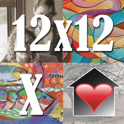 12x12xHeART Exhibit and Auction