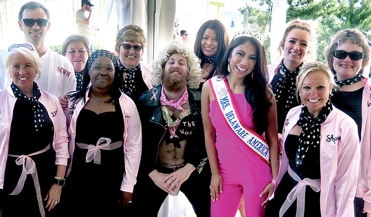 Bras for a Cause at Ivy 2017