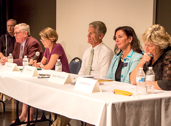 RB Homeowners and CAMP Rehoboth Candidate Forum 2017