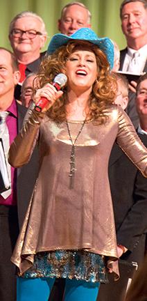 CAMP Rehoboth Chorus Concert 2015 - Donna De Kuyper